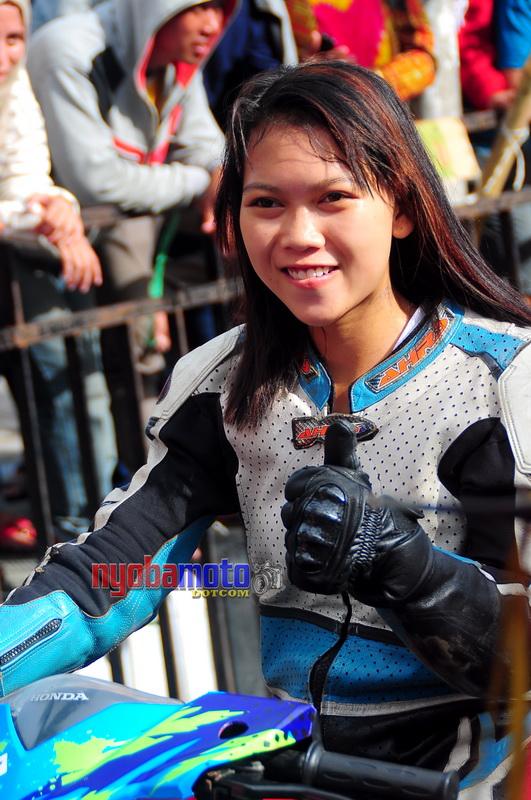 Matic Race Tanpa Batas Blitar_Lady Biker 04
