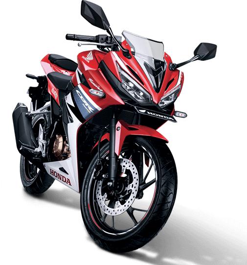 All New Honda CBR150R Racing Red