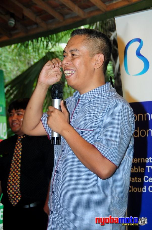 Bpk Haru - Manajer Operasional Lombok Idjo