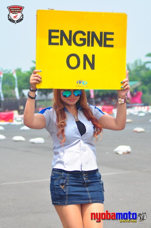 Engine On  masbro