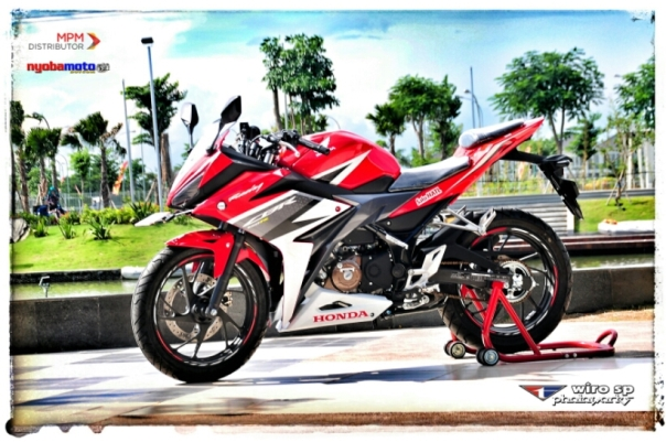 All New Honda CBR150R