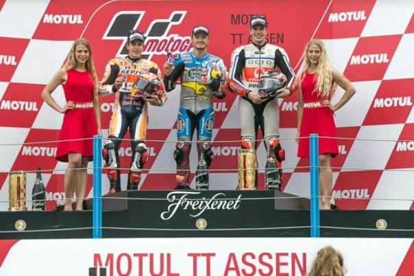 Bekal Marc Marquez ke Sachsenring... Podium Teratas Klasemen Sementara