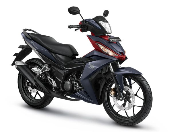 All New Honda Supra GTR 150