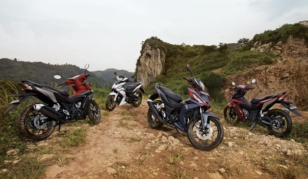 All New Honda Supra GTR 150_Pilihan Warna