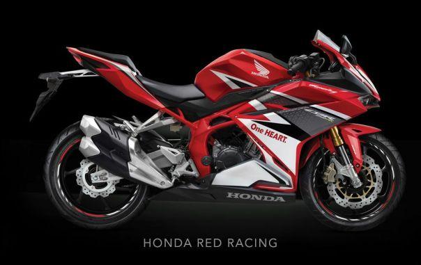 New CBR250RR_Red
