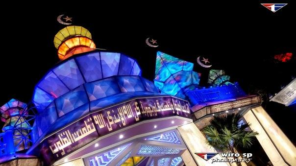 Masjid ACA Icon Ramadhan Kota Malang