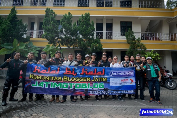 Kopdar Tulungagung_Crew Jatimotoblog