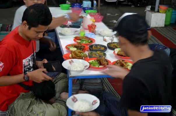 Kopdar Tulungagung_Kuliner Malam (sahur)