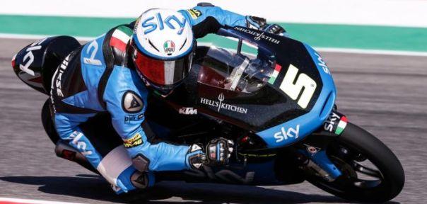 Romano Fenati - pebalap Sky Racing Team 46