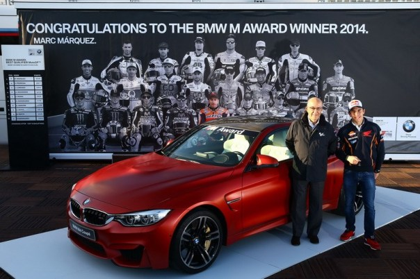 bmw-award-m4-for-marc-marquez-2014