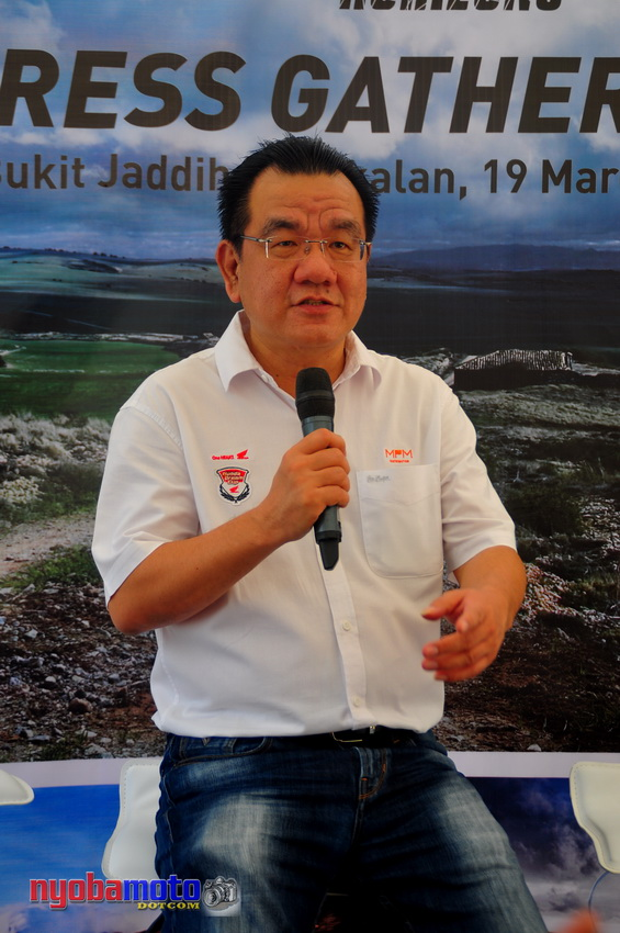 Mr Suwito Presiden Direktur MPM