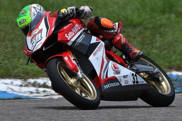 Gerry Salim dan Honda CBR250RR