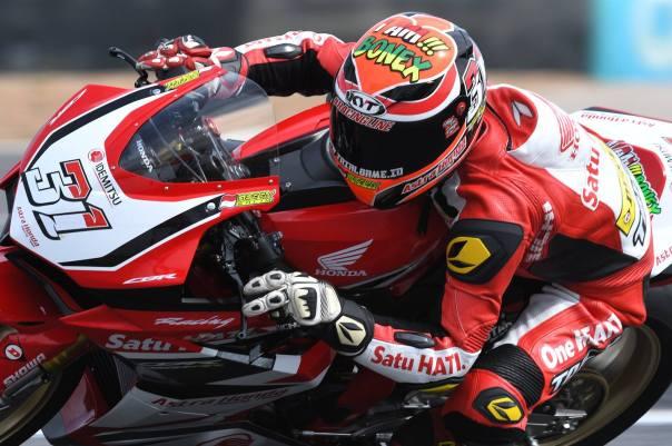Gerry Salim Honda CBR250RR Juara AP250_Chang Buriram