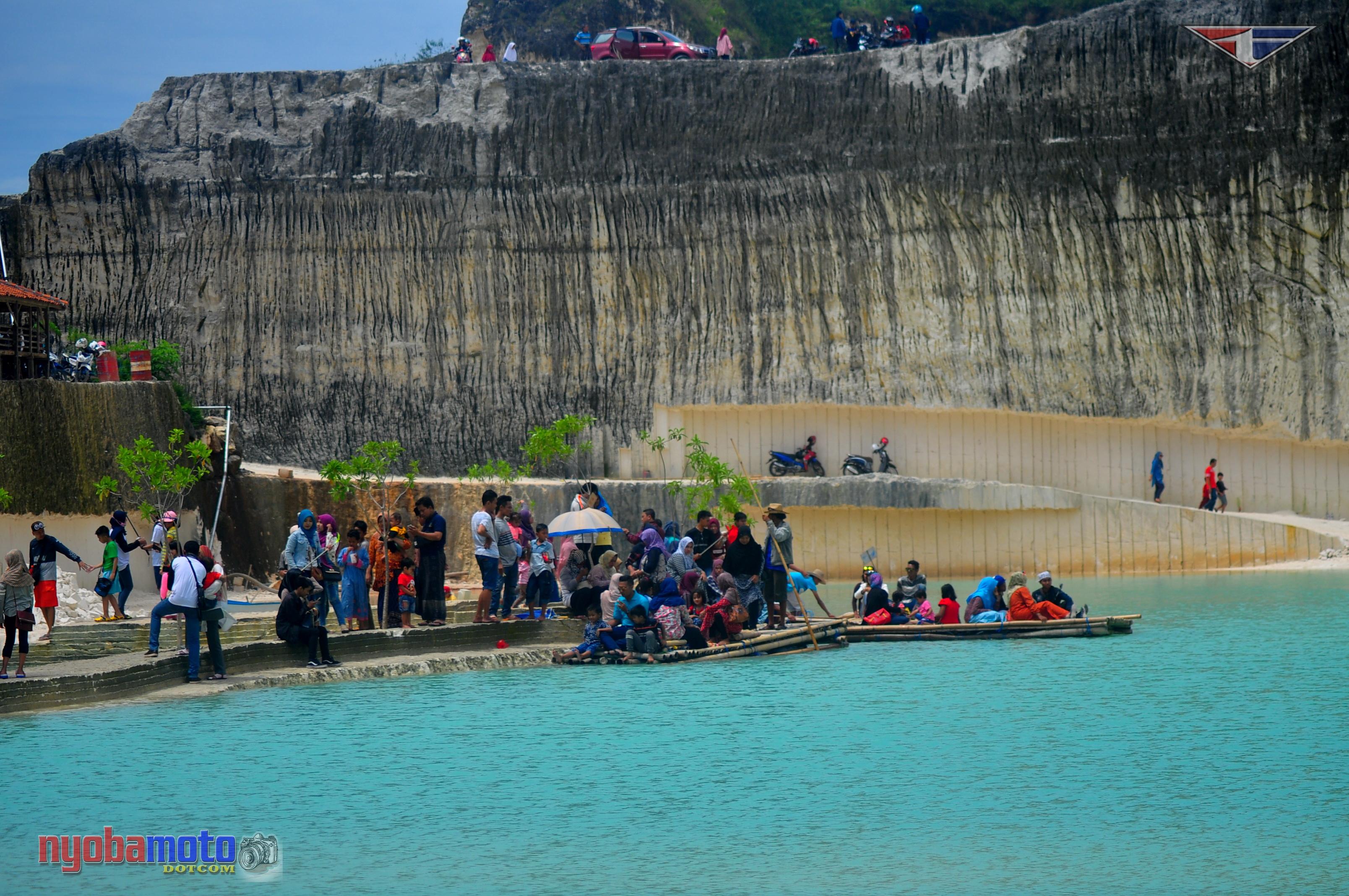 Danau Biru Bukit Jaddih 01