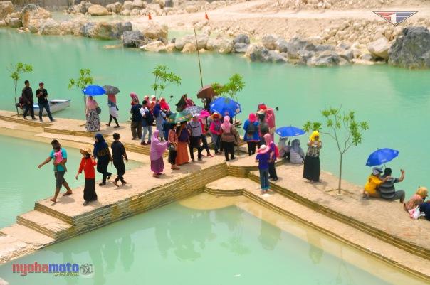 Danau Biru Bukit Jaddih 05