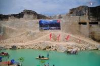 Danau Biru Bukit Jaddih 09