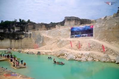 Danau Biru Bukit Jaddih 10