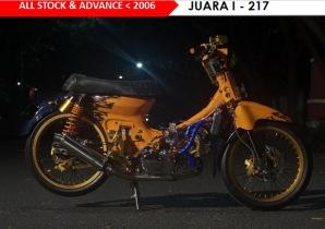 HMC - All Stock & Advance 2006 Kebawah Juara I