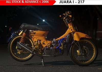 HMC - All Stock & Advance 2006 Kebawah Juara I