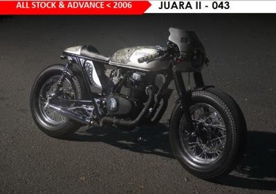 HMC - All Stock & Advance 2006 Kebawah Juara II