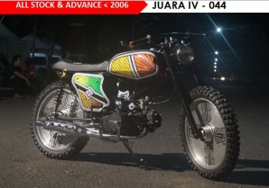 HMC - All Stock & Advance 2006 Kebawah Juara IV