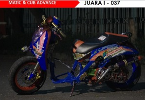 HMC - Matic & Cub Advance Juara I