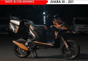 HMC - Matic & Cub Advance Juara III