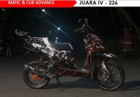 HMC - Matic & Cub Advance Juara IV
