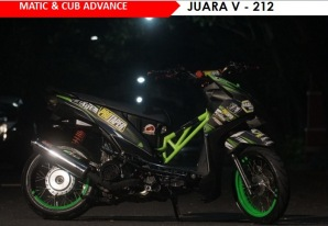 HMC - Matic & Cub Advance Juara V