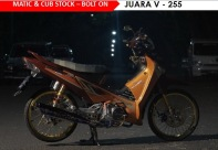 HMC - Matic & Cub Stock - Bolt On Juara V