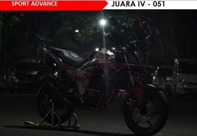 HMC - Sport Advance Juara IV