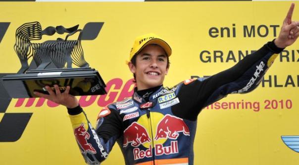 Marc Marquez Juara di Sachsenring 2010_GP125