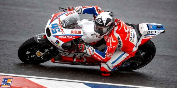 Scott Redding Pramac Ducati