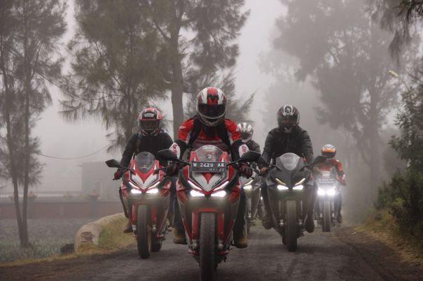 Honda CBR250RR to Bromo_2