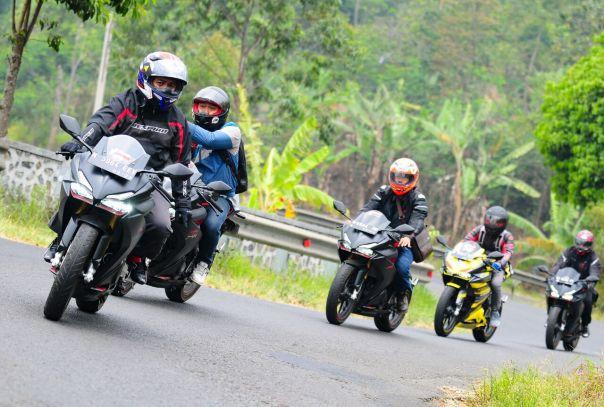 Honda CBR250RR to Bromo_4