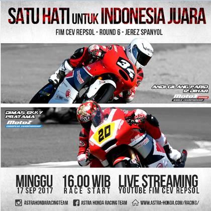 Satu Hati untuk Indonesia Juara