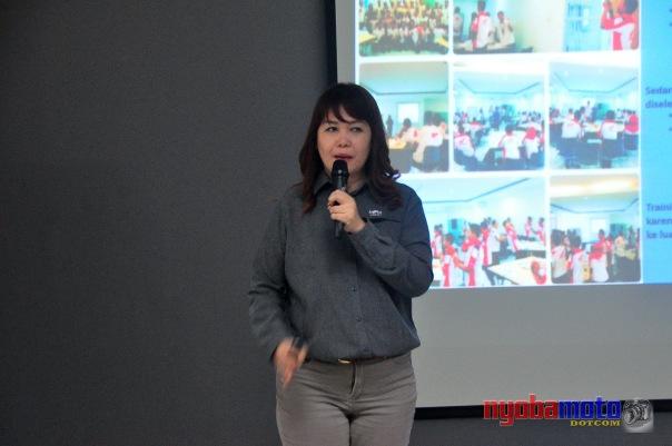 Tour de MPM_Sambutan dari Kepala LC