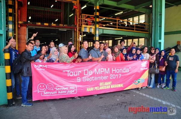 Tour de MPM_say hello
