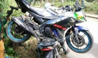 Motor mogok di Bromo_R15 v2