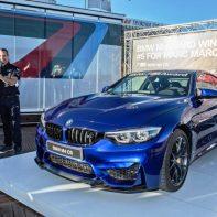 BMW M4 CS hadiah untuk 2017
