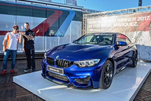 BMW M4 CS Hadiah 2017