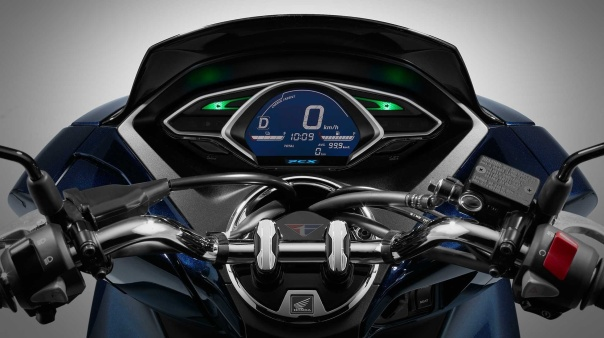 All-New-Honda-PCX-Panel Indicator